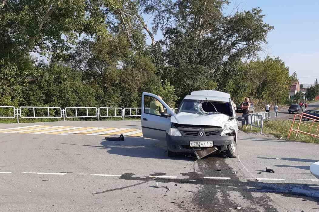 На челябинской трассе М5 насмерть сбили 28-летнего мотоциклиста на Ямахе