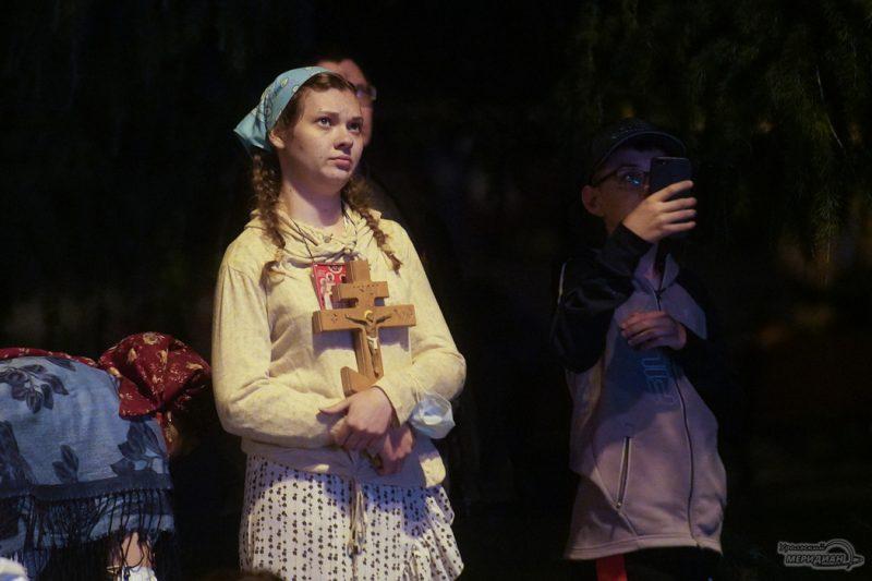 Bozhestvennaya liturgiya RPTS TSarskie dni 15
