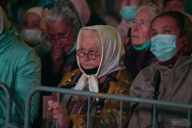 Bozhestvennaya liturgiya RPTS TSarskie dni 1 25