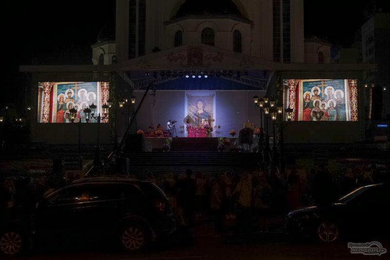 Bozhestvennaya liturgiya RPTS TSarskie dni 28
