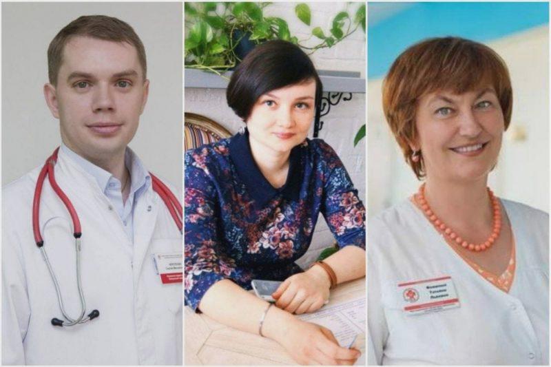 Челябинские врачи стали лауреатами конкурса Минздрава РФ Лучший врач 2021