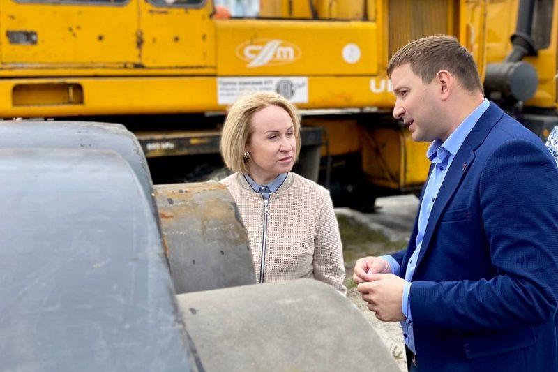 Глава Муравленко оценила ход ремонтных работ по подготовке к ОЗП