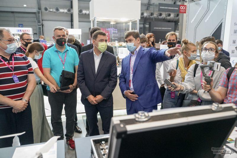 Kuyvashev Innoprom 2021 Ekaterinburg Ekspo 14