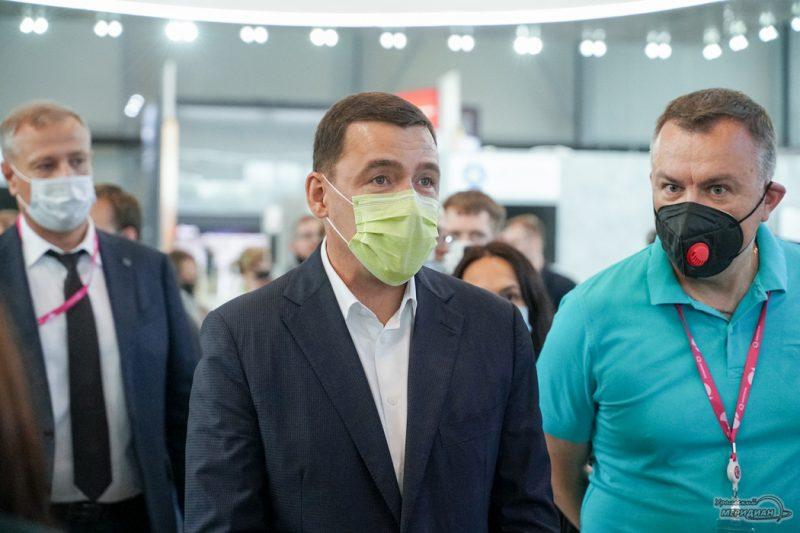 Kuyvashev Innoprom 2021 Ekaterinburg Ekspo 36
