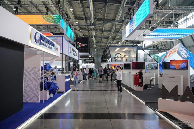 Kuyvashev Innoprom 2021 Ekaterinburg Ekspo 8