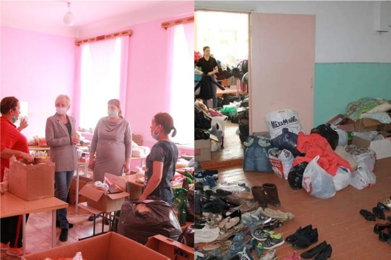 Омбудсмен попросила остановить сбор одежды для погорельцев на Южном Урале