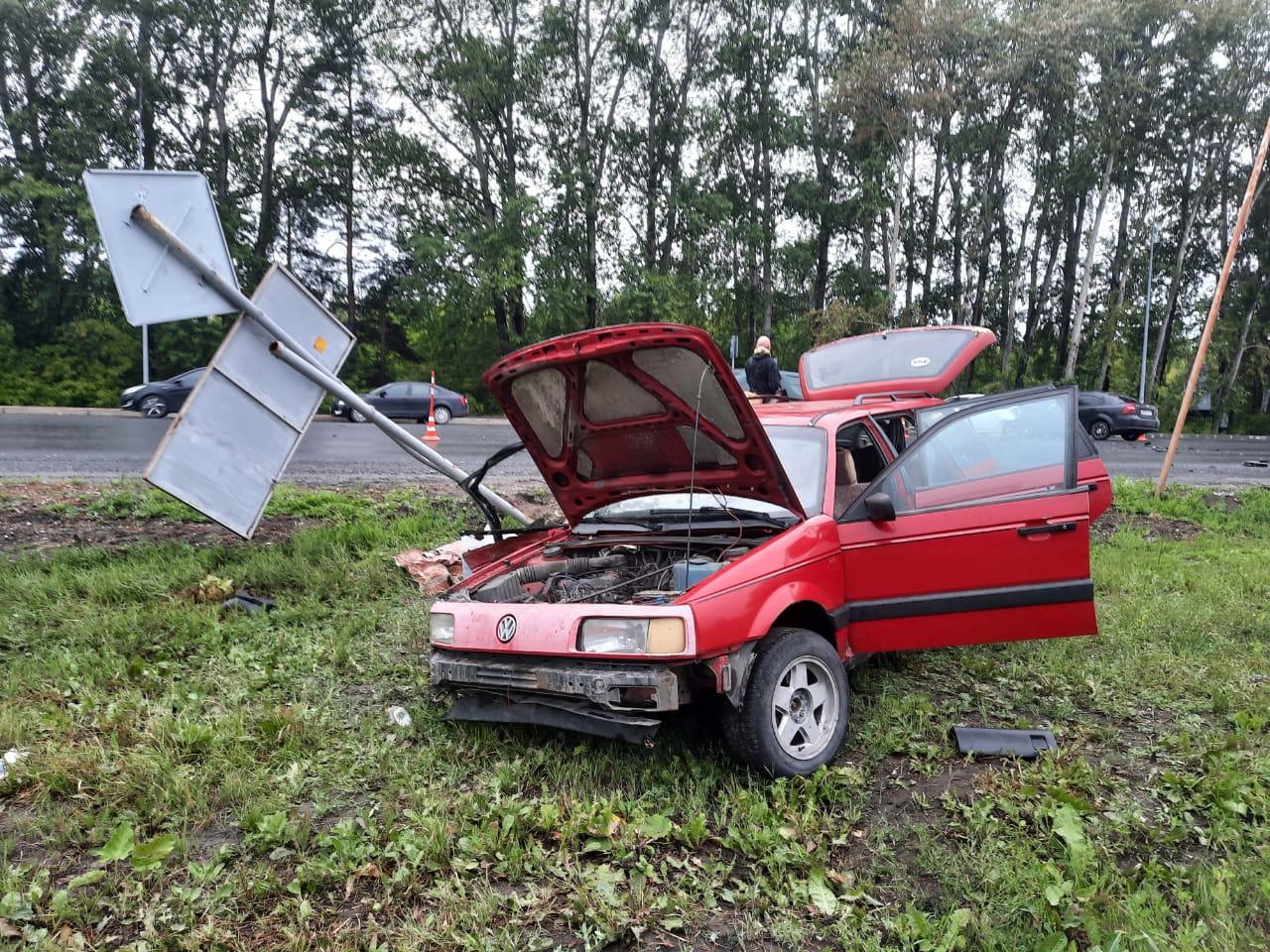 Под Тюменью пьяный водитель устроил ДТП с двумя погибшими 1