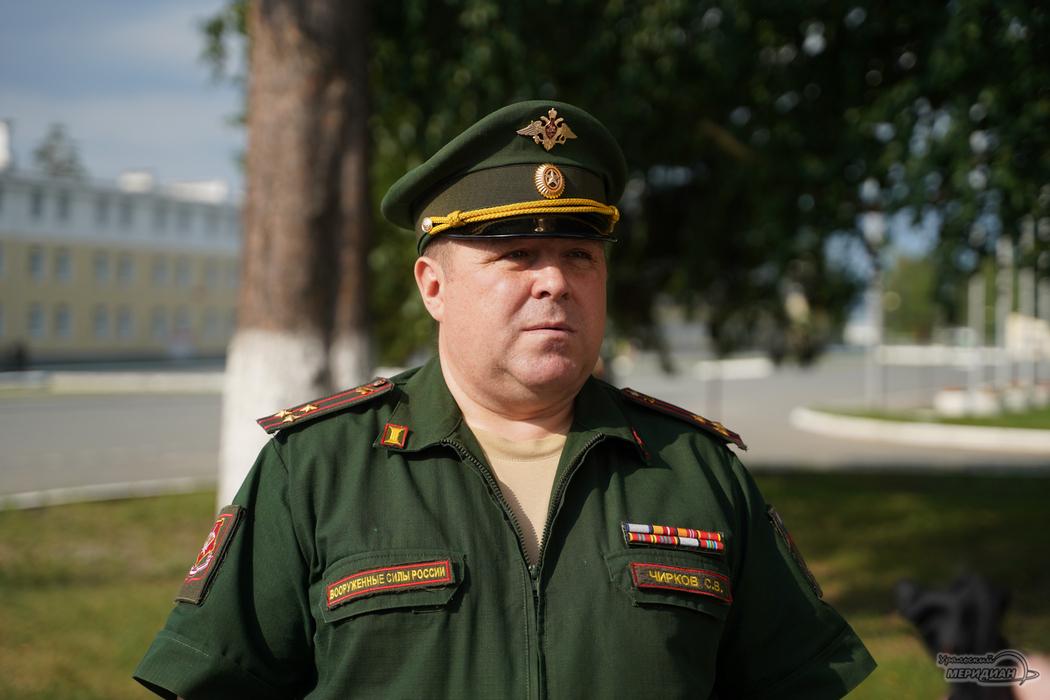 На Урале стартовал отбор кандидатов для поступления в военные вузы