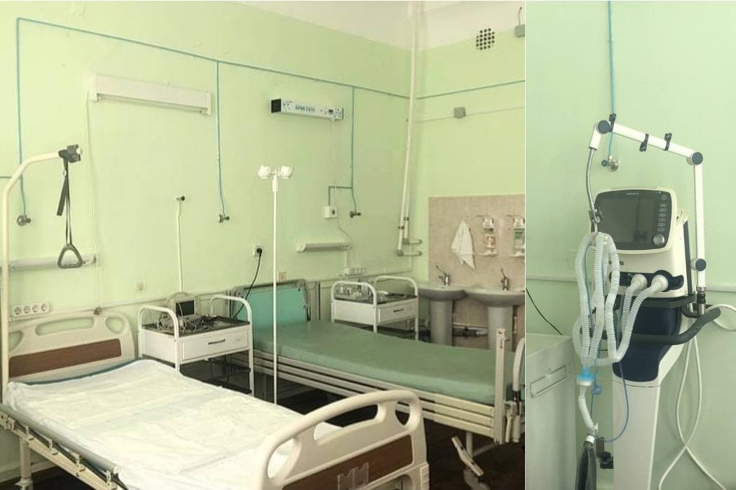 В ГКБ №6 открыли палату интенсивной терапии для пациентов с инфарктом