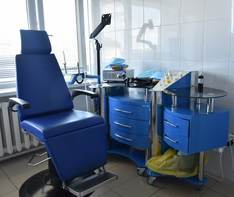 В Многопрофильном консультативно-диагностическом центре проводится эндоскопическое обследование ЛОР-органов