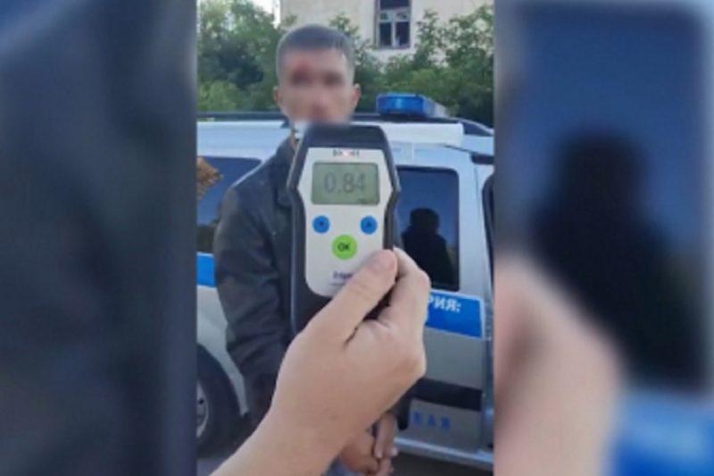 В Тобольске автоинспекторы задержали серийного угонщика