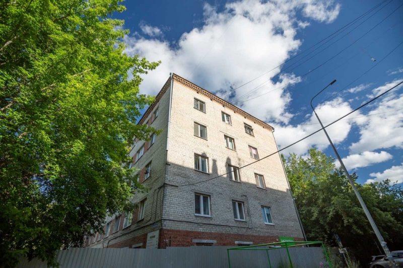 В Тюмени снесут аварийный многоквартирный дом по ул. Жуковского