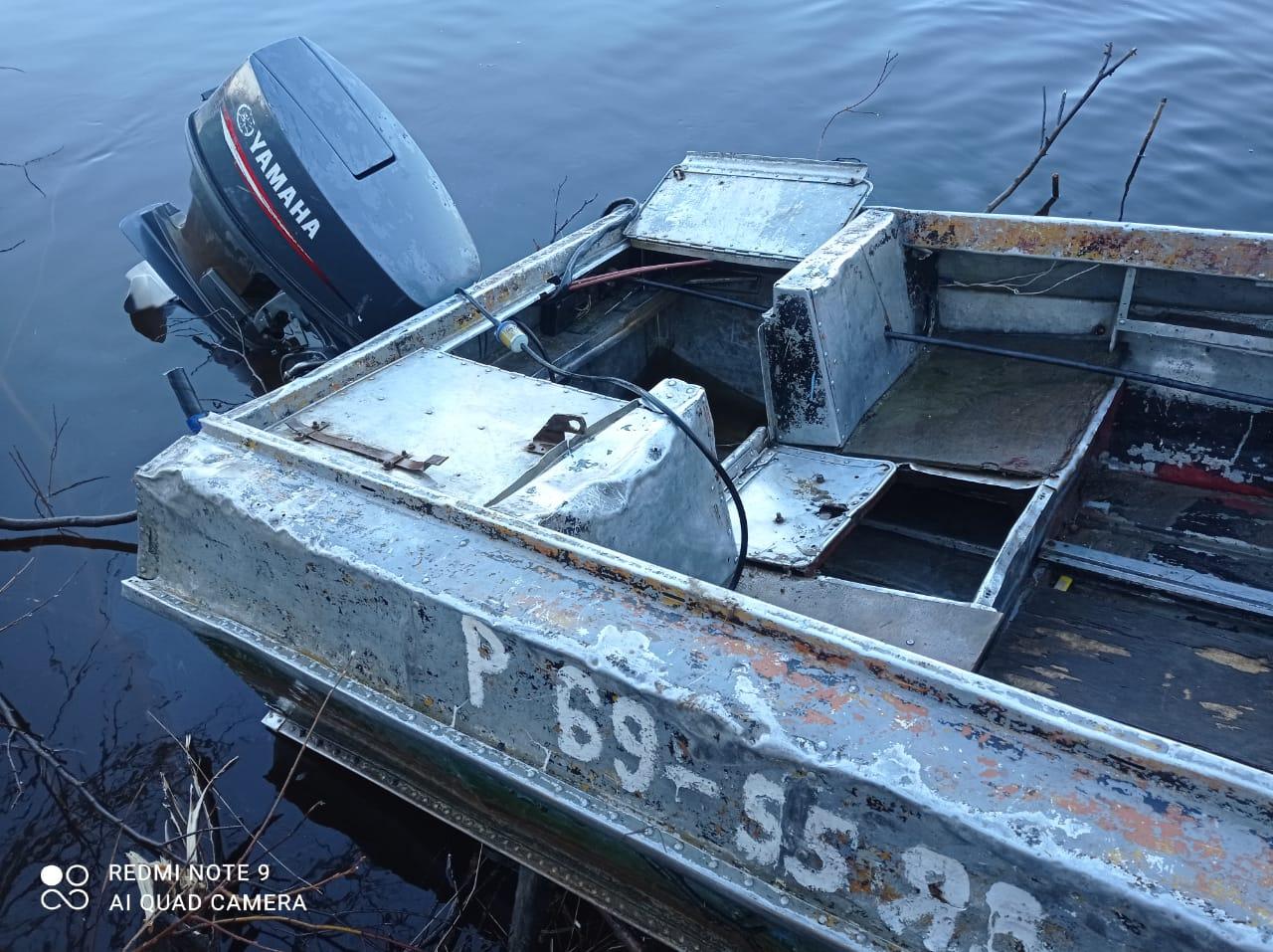 Ямальца осудят за гибель пятимесячного сына на моторной лодке 1