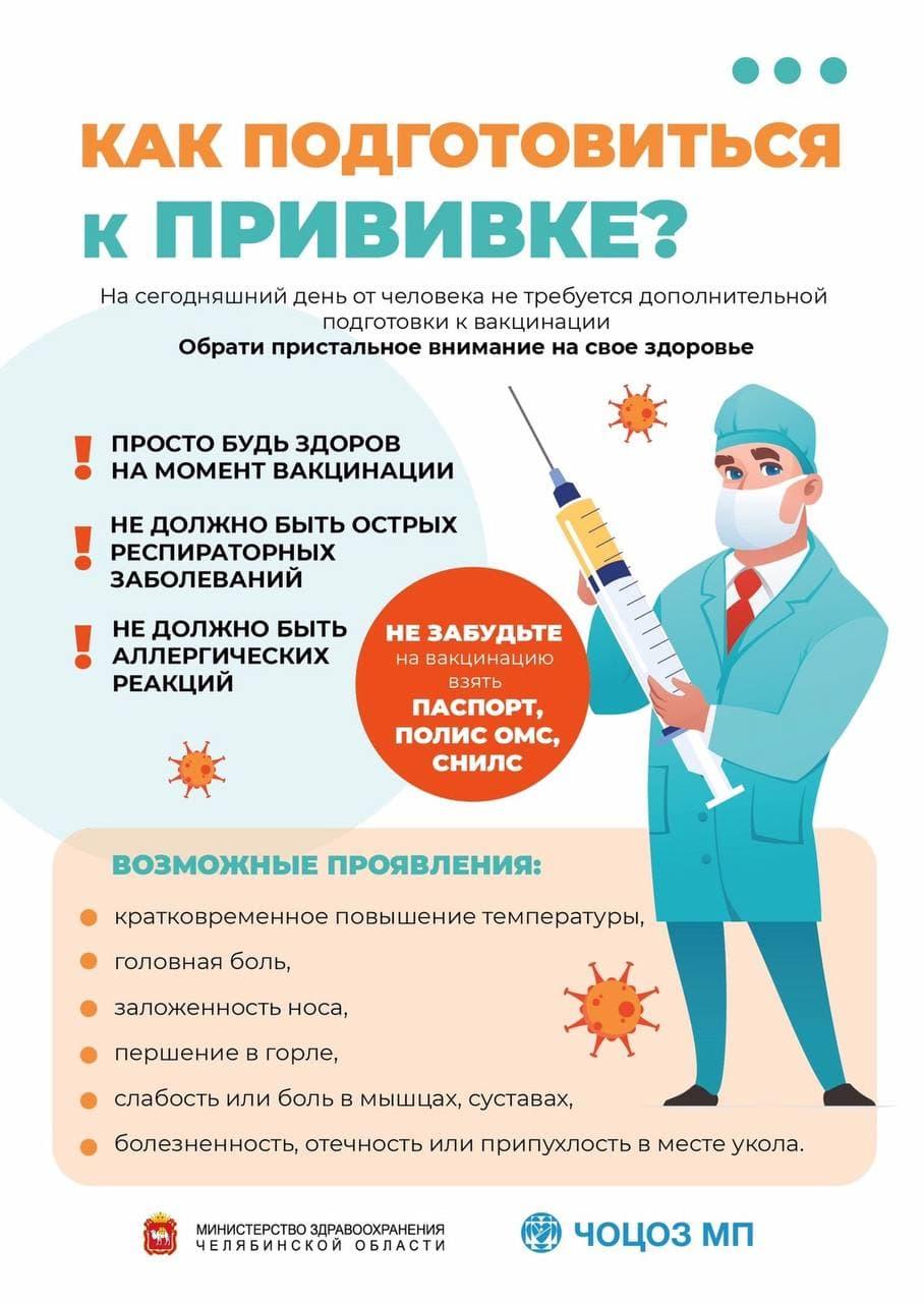 Байки про вакцину от коронавируса и где находится настоящий чип