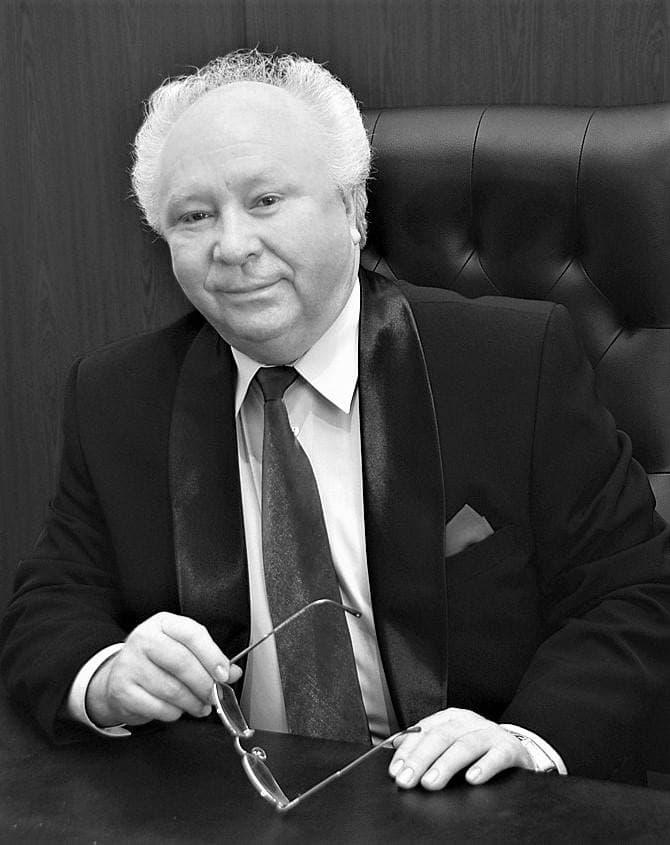 Умер заслуженный учитель РСФСР Анатолий Гостев