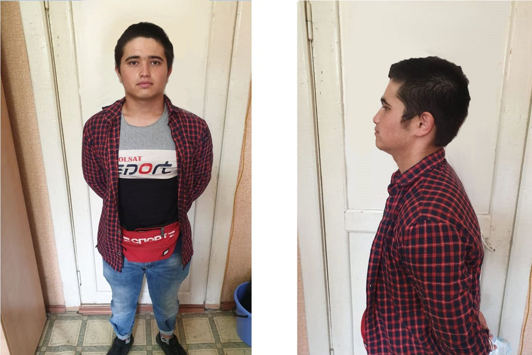 Полицейские задержали мужчину, подозреваемого в серии грабежей на Вайнера