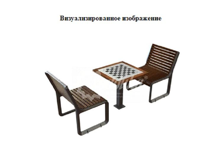 В Горсаду Кургана установят стелу в форме шахматной фигуры