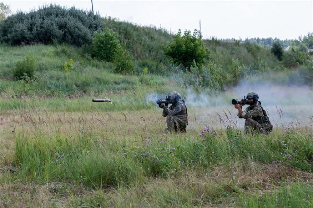 Тренировка по уничтожению условной террористической группы