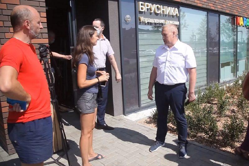 Жителям ЖК «Суходольский» в Екатеринбурге пообещали вернуть въезд к домам