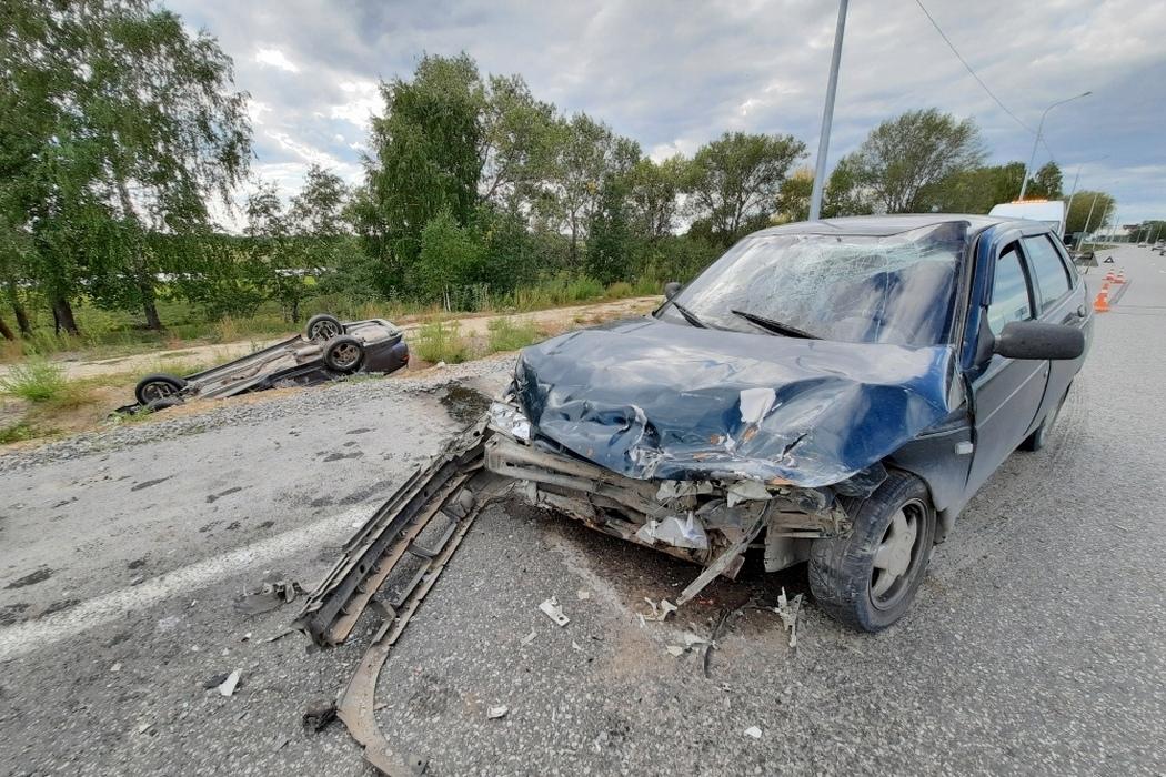 ДТП на трассе Ханты-Мансийск Тюмень
