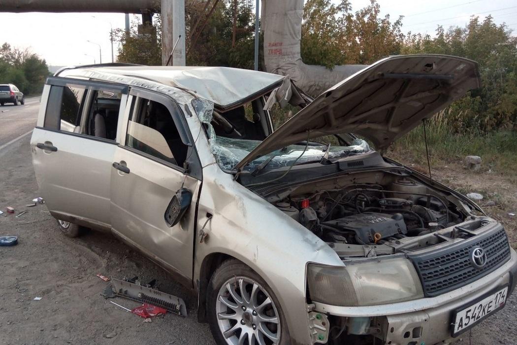 В ДТП на Хлебозаводской в Челябинске ребёнок спасся благодаря автокреслу