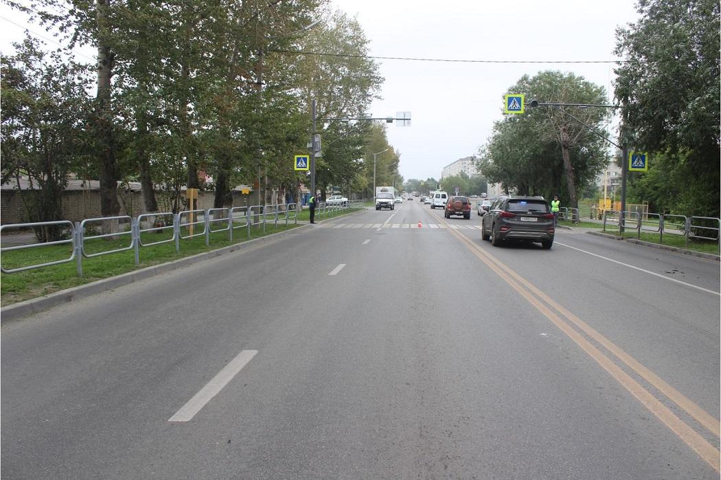 Сбили пешехода + насмерть сбили + пешеходный переход