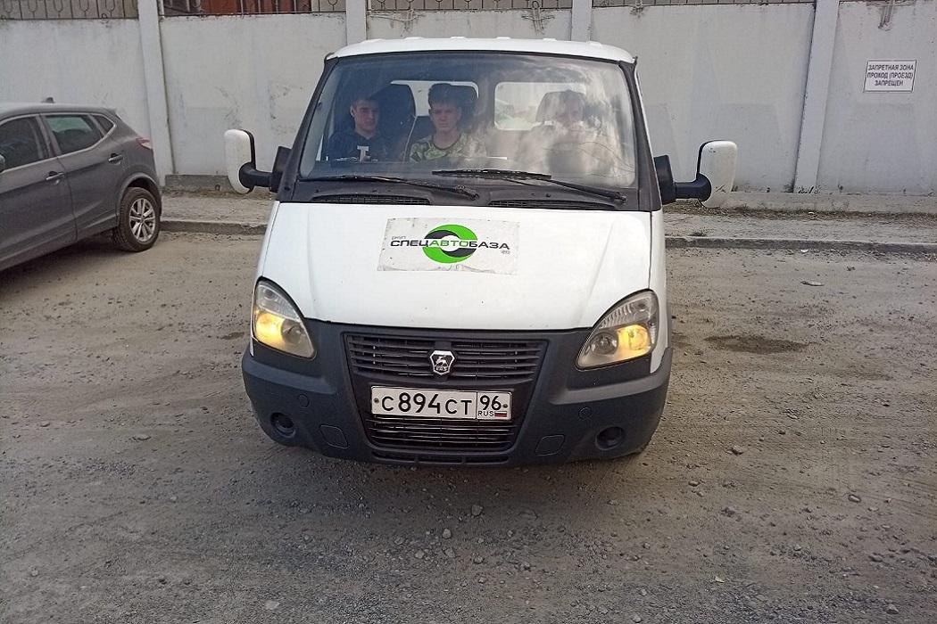 «Спецавтобаза» заплатит деньги екатеринбуржцам за видео с серыми мусорщиками