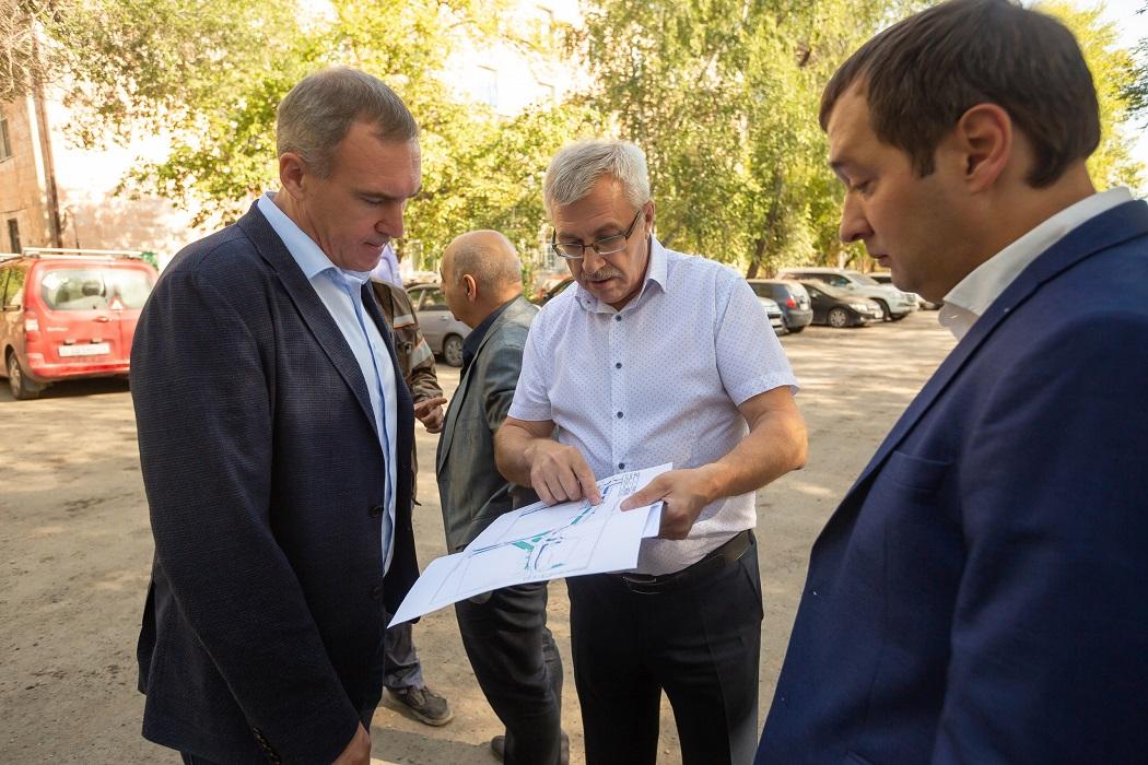В Тюмени откроется парк столиц