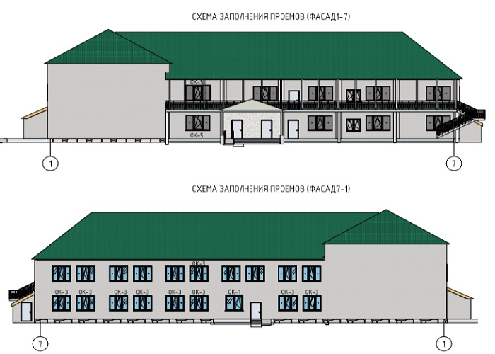 В Курганской области отремонтируют центр помощи детям
