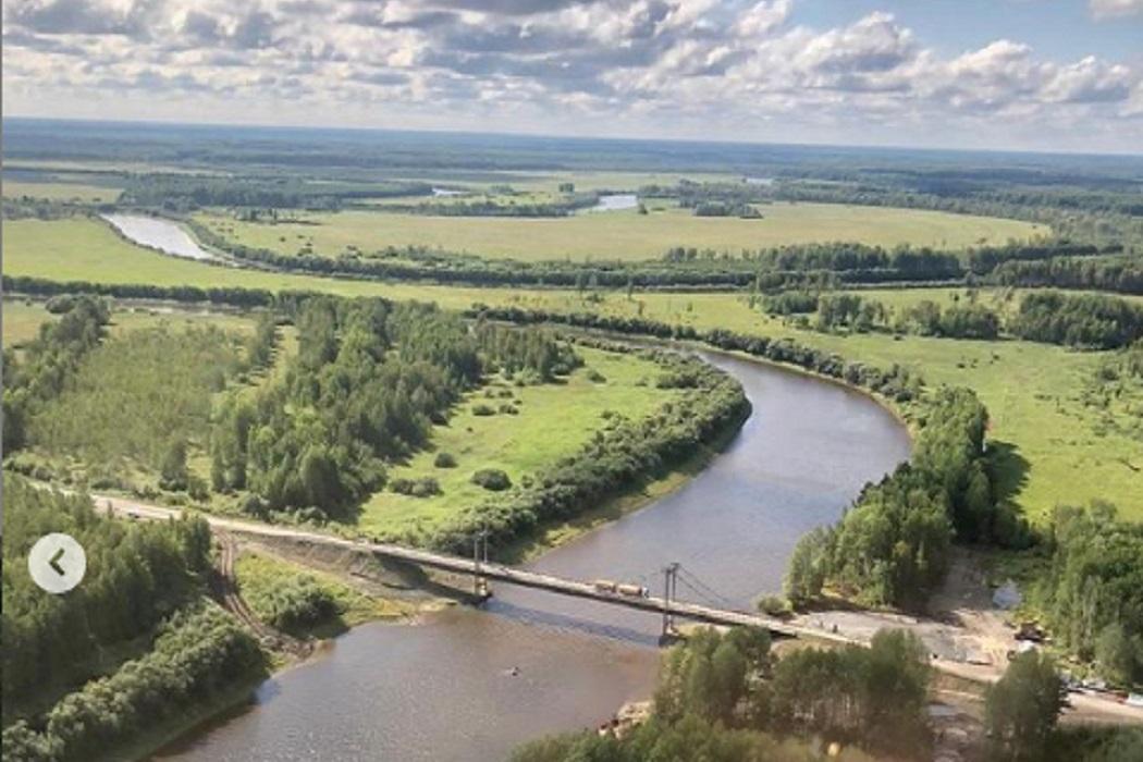 Дорогу Гари-Таборы и мост через Сосьву поможет построить «Транснефть»