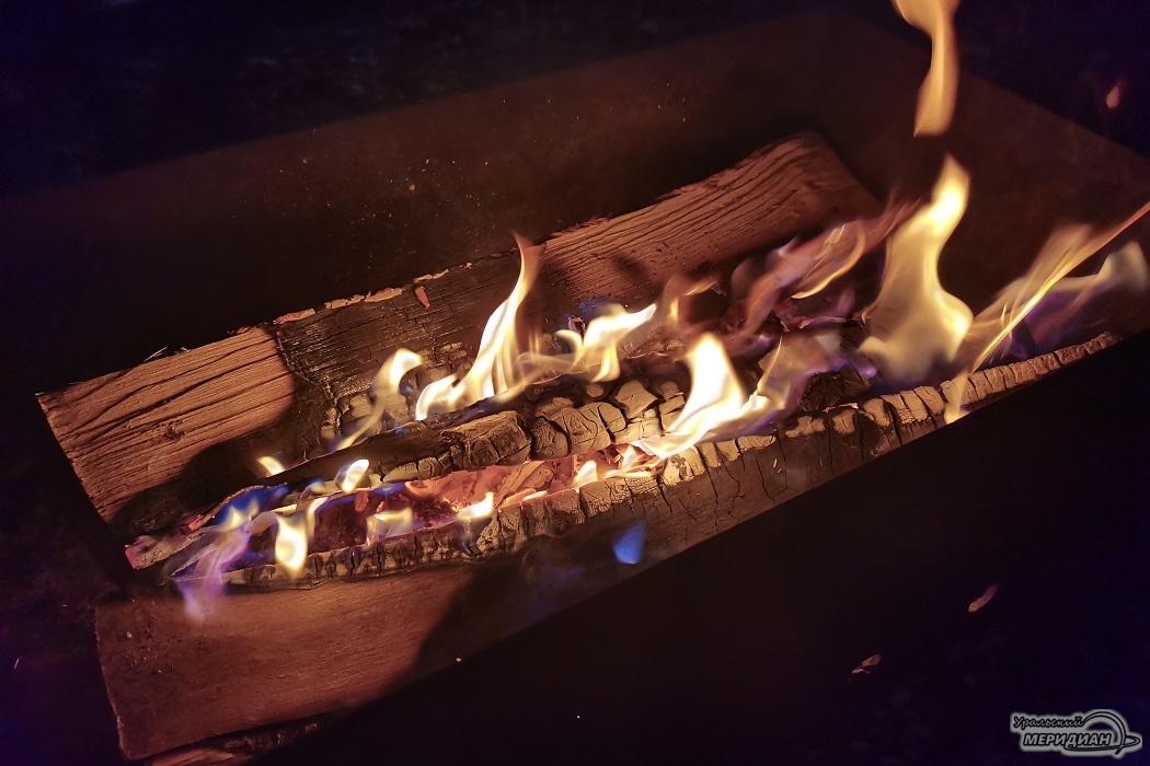 огонь костер пожар поджог