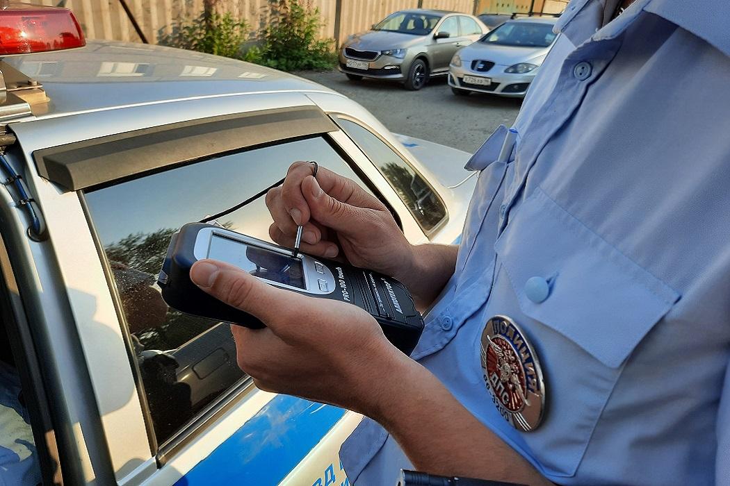 В Свердловской области задержали 217 нетрезвых водителей за три дня