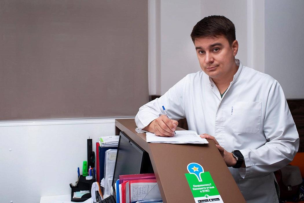 Сеть центров «ОЛМЕД» возглавит в Екатеринбурге хирург Андрей Пешков