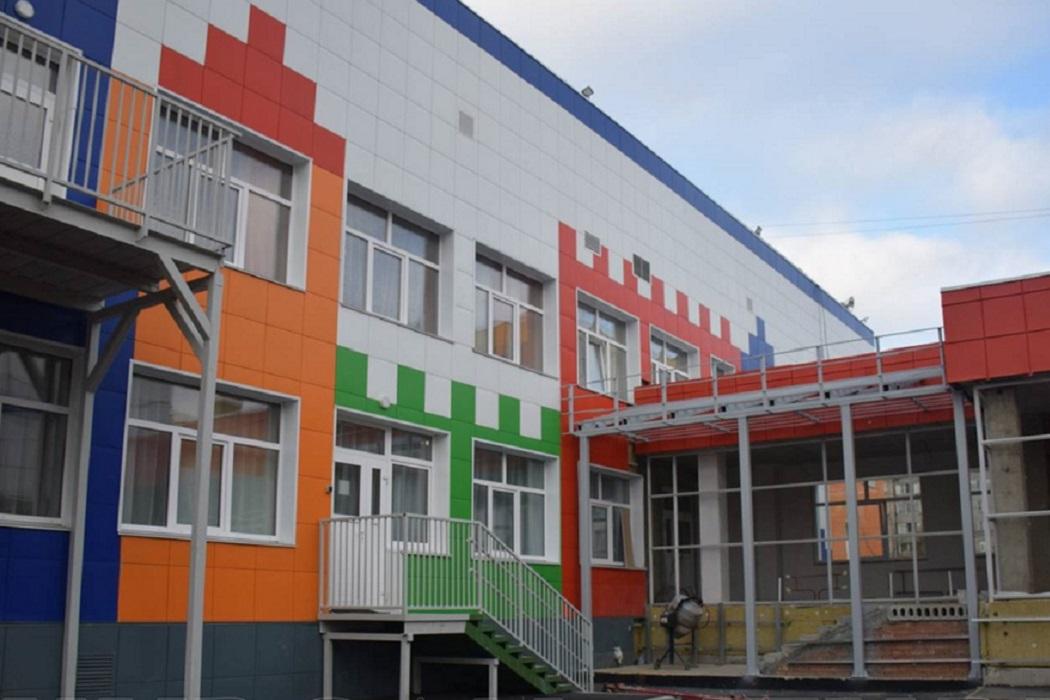 Детский сад + строительство + стройка