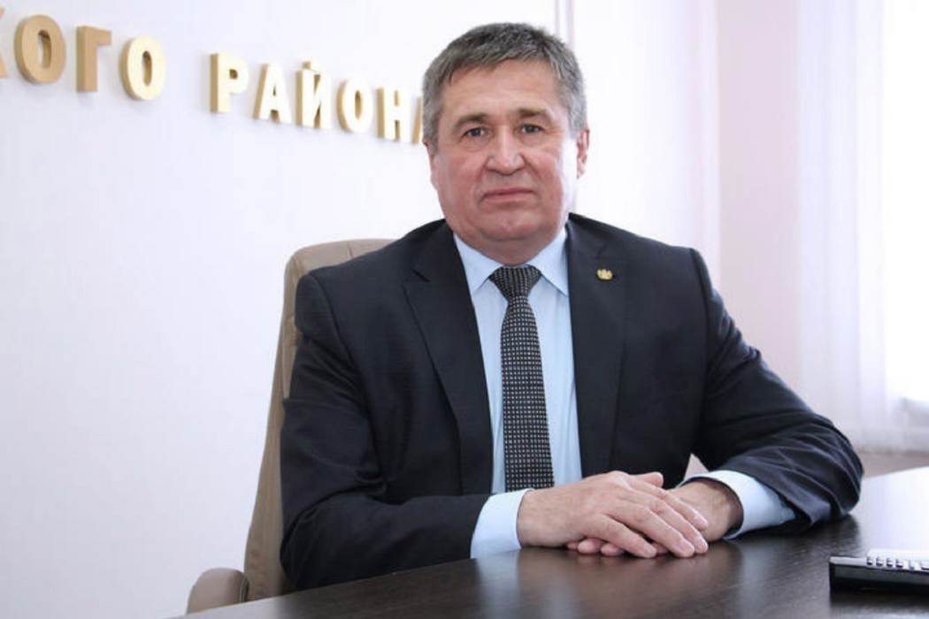 Главой Сладковского муниципального района избран Александр Вениаминович Иванов