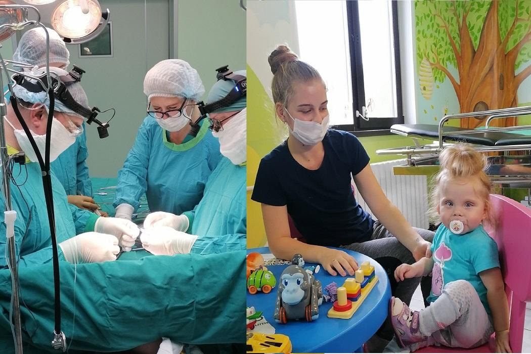 Кардиохирурги Тюмени спасли годовалую девочку с пороком сердца 1