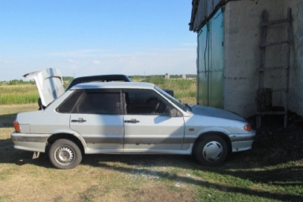 Машина + автомобиль + Лада + гараж + багажник + открытый багажник