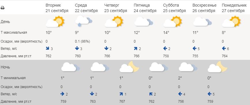 На выходных в Курганской области потеплеет до 14 градусов