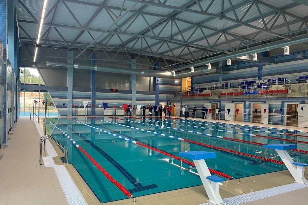 Новый бассейн в Заводоуковске откроется в сентябре 2