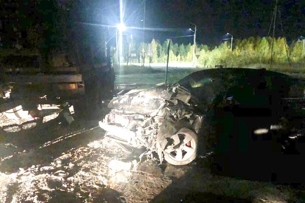 Под Нефтеюганском пьяный водитель устроил ДТП с тремя пострадавшими 1