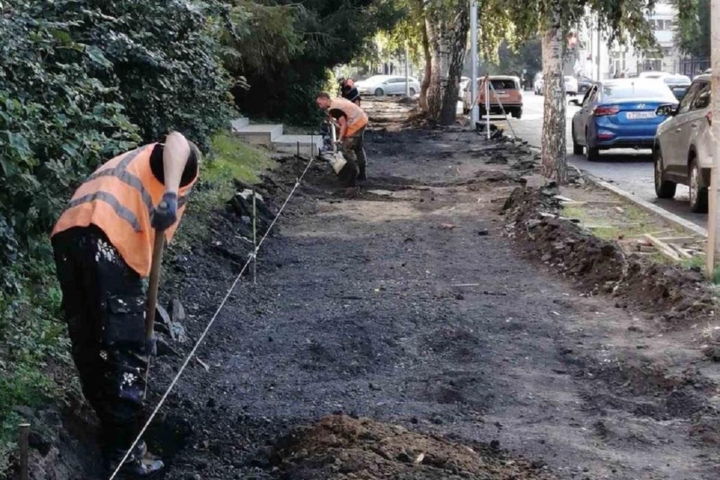 Рабочие + лопаты + ремонт