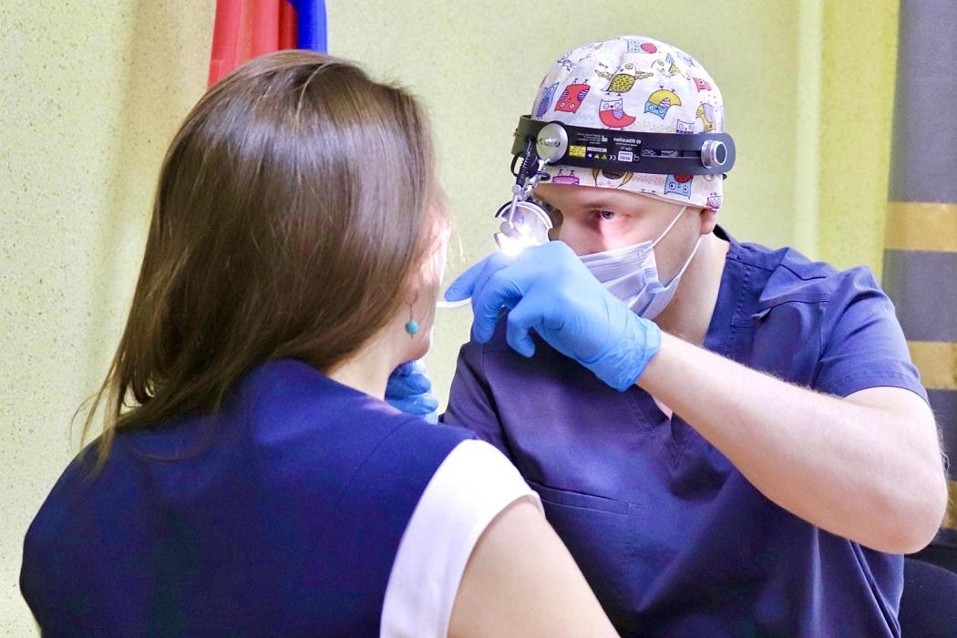 Тюменские онкологи примут пациентов с подозрениями на рак органов головы и шеи