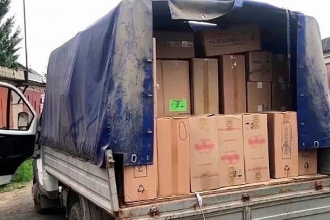 У жителя Тюмени изъяли немаркированную табачную продукцию на 7 млн рублей