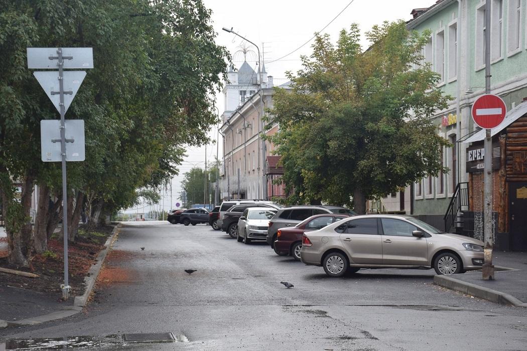 Улица + машины + парковка + автомобили