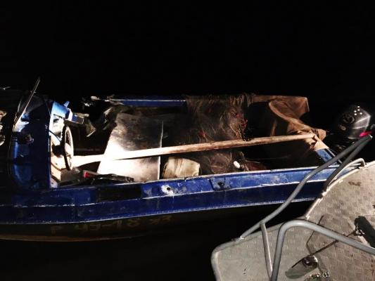 В Приуральском районе в столкновении двух моторных лодок погиб человек 1