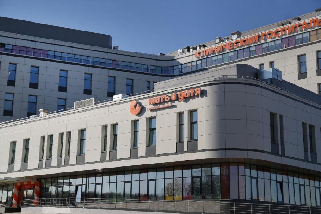 В Тюмени ГК «Мать и дитя» построит госпиталь для лечения инфекционных больных
