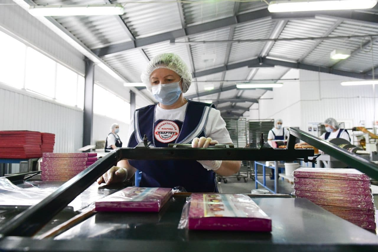 В Тюмени пройдёт ярмарка местных производителей