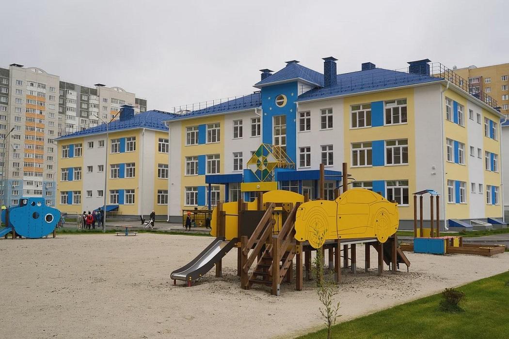 В Тюмени в ЖК «Юбилейный» открылся новый детский сад