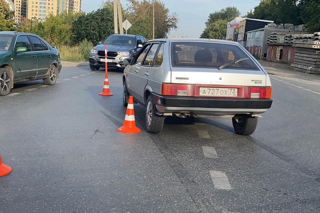 В Тюмени водитель «Лады» сбил второклассницу 1