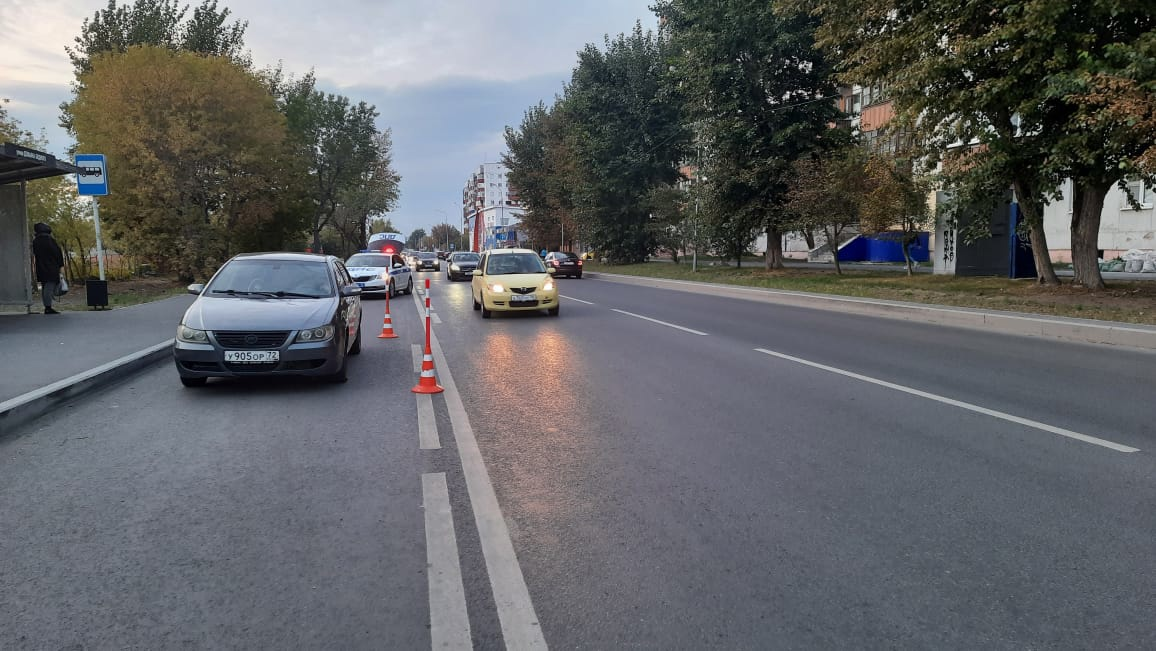 В Тюмени водитель без прав сбил первоклассника